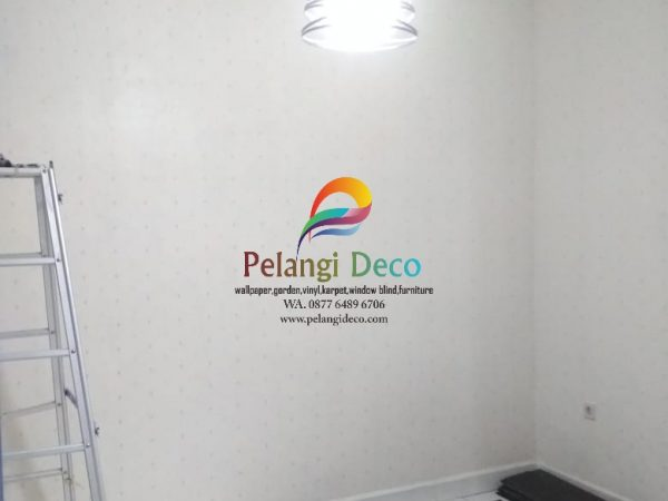 Pemasangan Wallpaper di Sleman Yogyakarta
